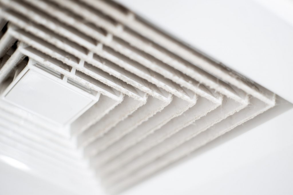 central air ducts